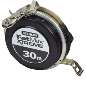 FatMax Xtreme 30m Steel Long Tape - XTHT34204