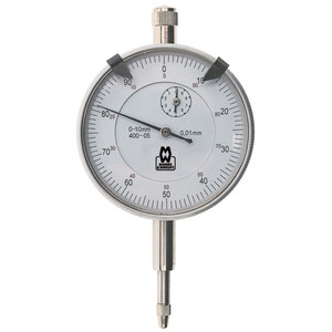 Moore & Wright 0-10mm Dial Indicator - MW400-05