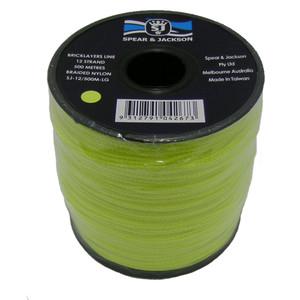 Spear & Jackson 500m Lime Green Brick Line - SJ-12/500M-LG