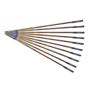 Spear & Jackson Junior Hacksaw Blades - Metal 10 Pack
