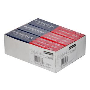 STAEDLER Red (Medium) Carpenters Pencil Box of 72