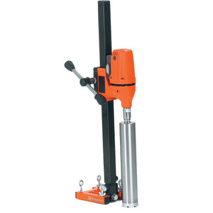Husqvarna DMS 160AT Electric Core Drill on Stand 120mm Capacity