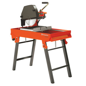 """Husqvarna TS 350 E 355mm/14"""" Electric Table Saw with Slurry Tray"""