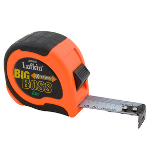 Lufkin  8m x 30mm  Big Boss Wide Blade Tape Measure - LBB30