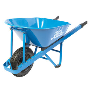 Kelso 100 Litre Master Builder's Steel Wheelbarrow - FW14000