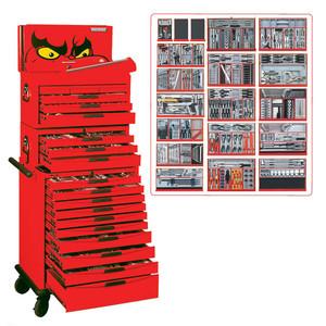 Teng 1001 Piece Super Mega Master Tool Kit - TCMM1001N