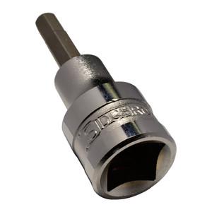 """10 x 60mm - 1/2"""" Drive Inhex Socket"""