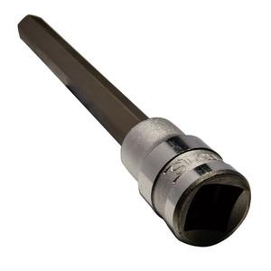 """9/32"""" x 60mm - 1/2"""" Drive Inhex Socket"""