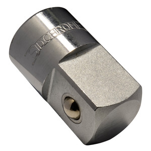 """Sidchrome 1/2"""" Drive Adaptor - 1/2"""" Female to 3/4"""" Male - 19159"""