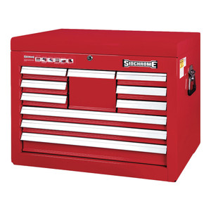 Sidchrome 10 Drawer Extra Deep Tool Chest - 50200