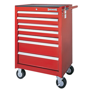 Sidchrome 7 Drawer Roller Cabinet - 50207