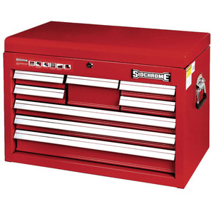 Sidchrome 8 Drawer Tool Chest - 50208