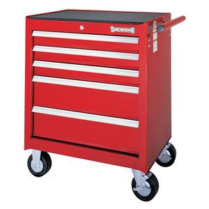 Sidchrome 5 Drawer Roller Cabinet - 50215
