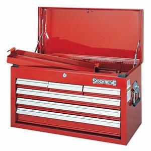 Sidchrome 6 Drawer Tool Chest - SCMT50216