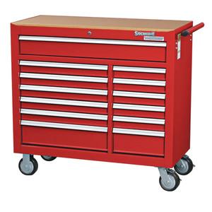 Sidchrome 13 Drawer Widebody Roller Cabinet - 50224