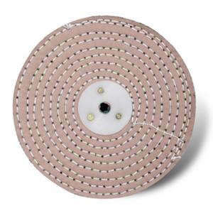 Bordo Stitched Rag General Purpose Bench Grinder Mop 150mm, 50 Fold - 5202-150X1