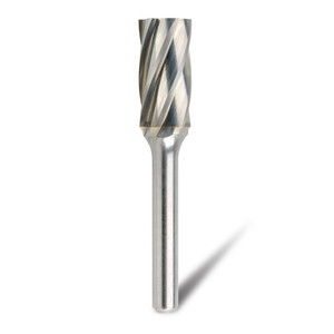 "3/8"" - 1/4"" Cylindrical Burr - Non Ferrous SA-3NF"