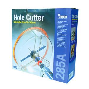Bordo 30-290mm Adjustable Hole Cutter - 7096-285A