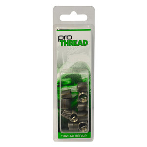 ProThread M8 x 1.25 Replacement Inserts - 10 Pack