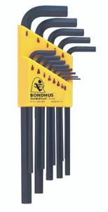 Bondhus 13 Piece Imperial Long Hex L-Wrench Set - 12137