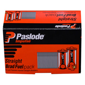 Paslode 65mm x 16 Gauge C Series Brad Fuel Value Pack - Box of 3000 - B20632