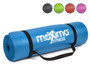 Maximo Fitness Exercise Mat - Premium Quality NBR Gym Mat - 12mm Extra Thick, Multi Purpose - Perfect for Yoga, Pilates, Sit-Ups and Stretching