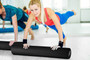 "Maximo Fitness - EVA Foam Roller – Extra Long – 6"" x 36"" (15 cm x 90 cm) – Trigger Point – Perfect Self Massage tool for Home, Gym, Pilates, Yoga – Instructions Included. (Black - 90 cm)"