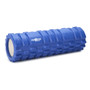 Mini Foam Roller – Perfect Massage Roller for Travel, Gym, Home, Pilates, Yoga – Trigger Point – Myfoscial Release – 10 cm * 30 cm – Lifetime Guarantee. (Blue)