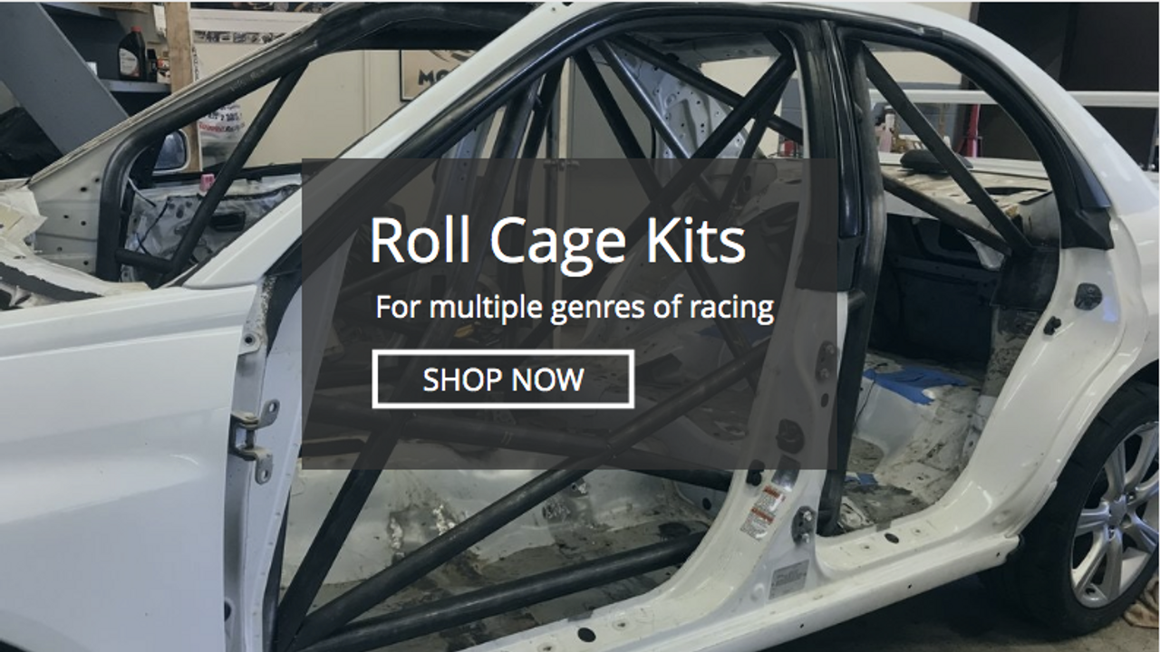 Roll Cake Kits for multiple genres of racing. Shop Now