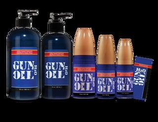 A photo of the Gun Oil H2O-2 oz.