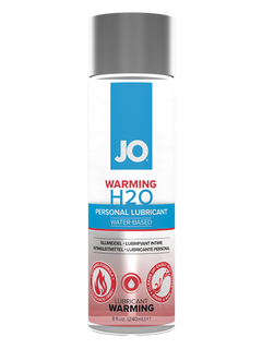 A photo of the JO H2O Warming - 8 oz.