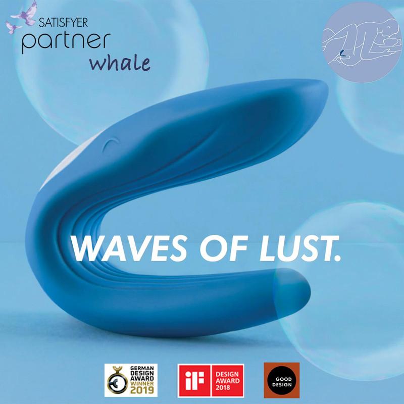 Satisfyer Partner Whale