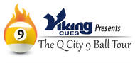 December 2016 Viking Cues Q City 9 Ball Tour Stops