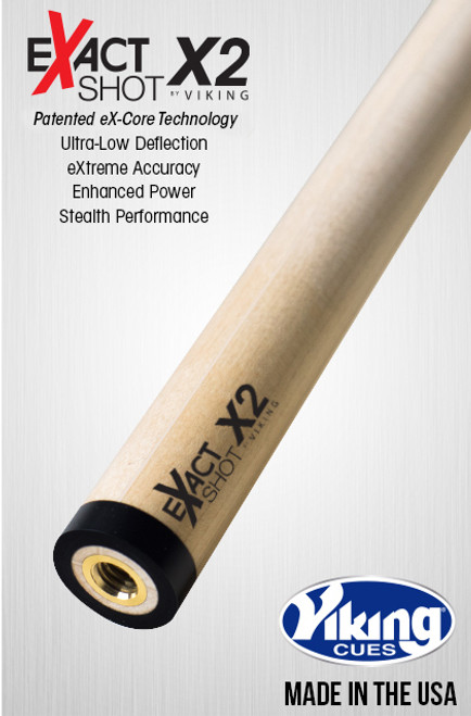 The Viking eXactShot® X2 Pure Performance Shaft