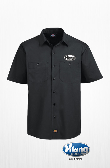 Viking Mens Mechanic's Shirt by Dickies