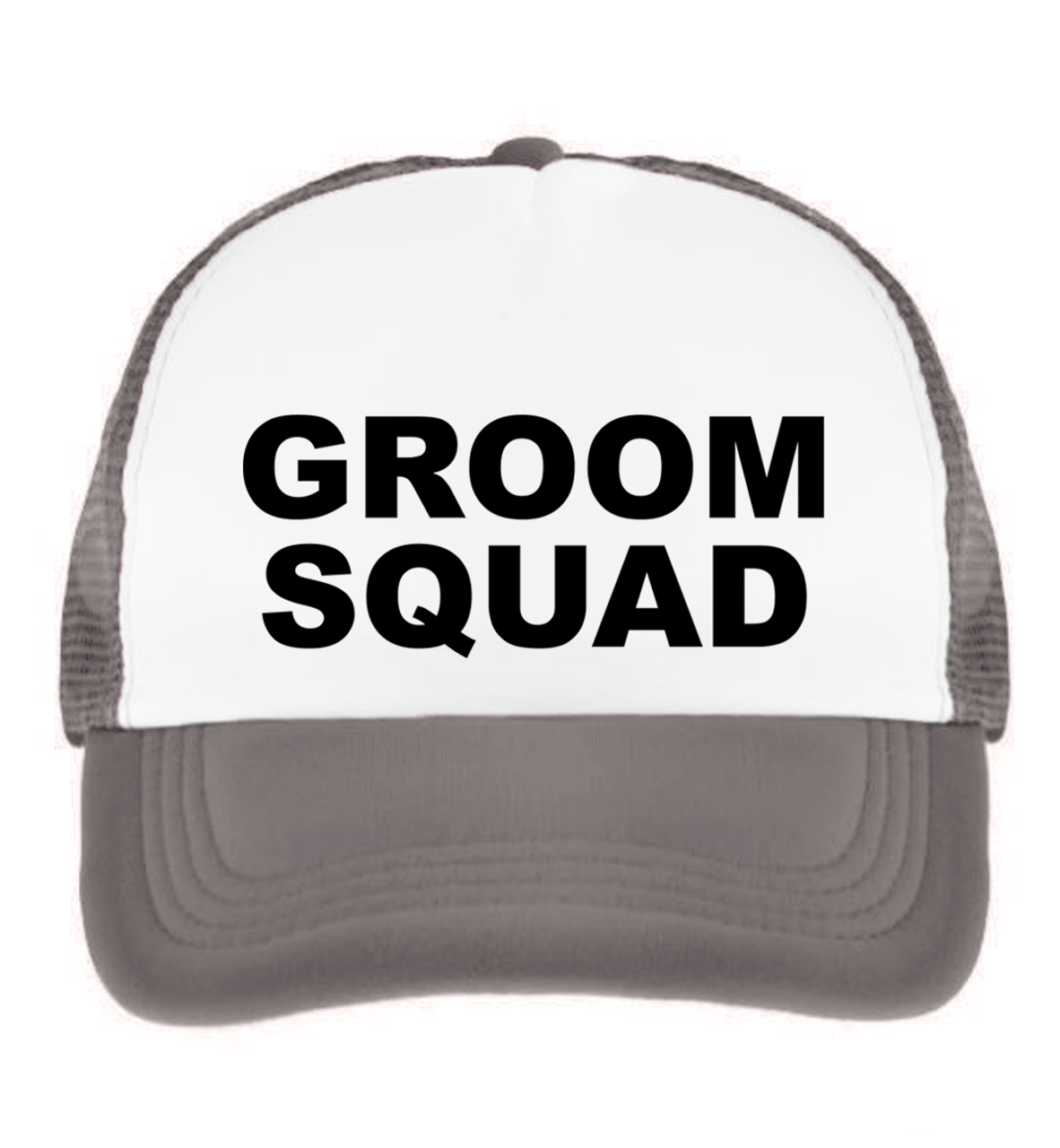 Groom Squad Trucker Hat - Girleo ba3c73d793fa