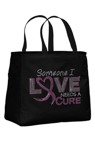 Black Tote Bag