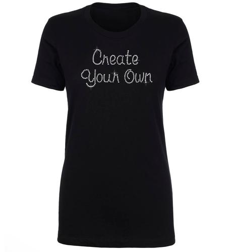 Custom Crew Neck T-Shirt