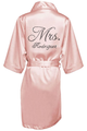 Personalized Glam Script Mrs. Robe
