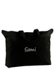 Rhinestone Personalized Tote Bag