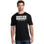Under New Management Groom T-Shirt