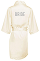 Glitter Print Bridal Party Robes