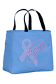 Carolina Blue Tote Bag
