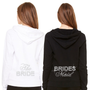Big Bling Bridal Party Hoodie