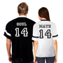 Couple Matching Soul Mate Jersey