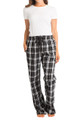 Custom Printed Flannel Pajamas Pants for Him or Her