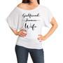 Girlfriend, Fiancee, Wife Dolman Top