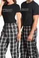 hubby wifey pajama