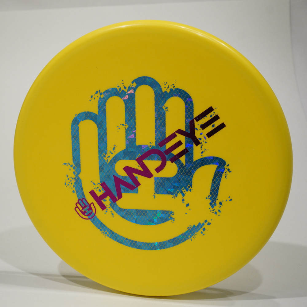 Westside Harp (BT Medium Burst) Handeye Stamp