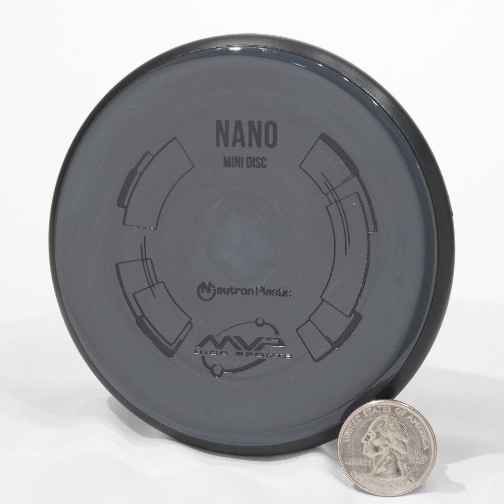 MVP Nano Mini (Neutron) Black Top View